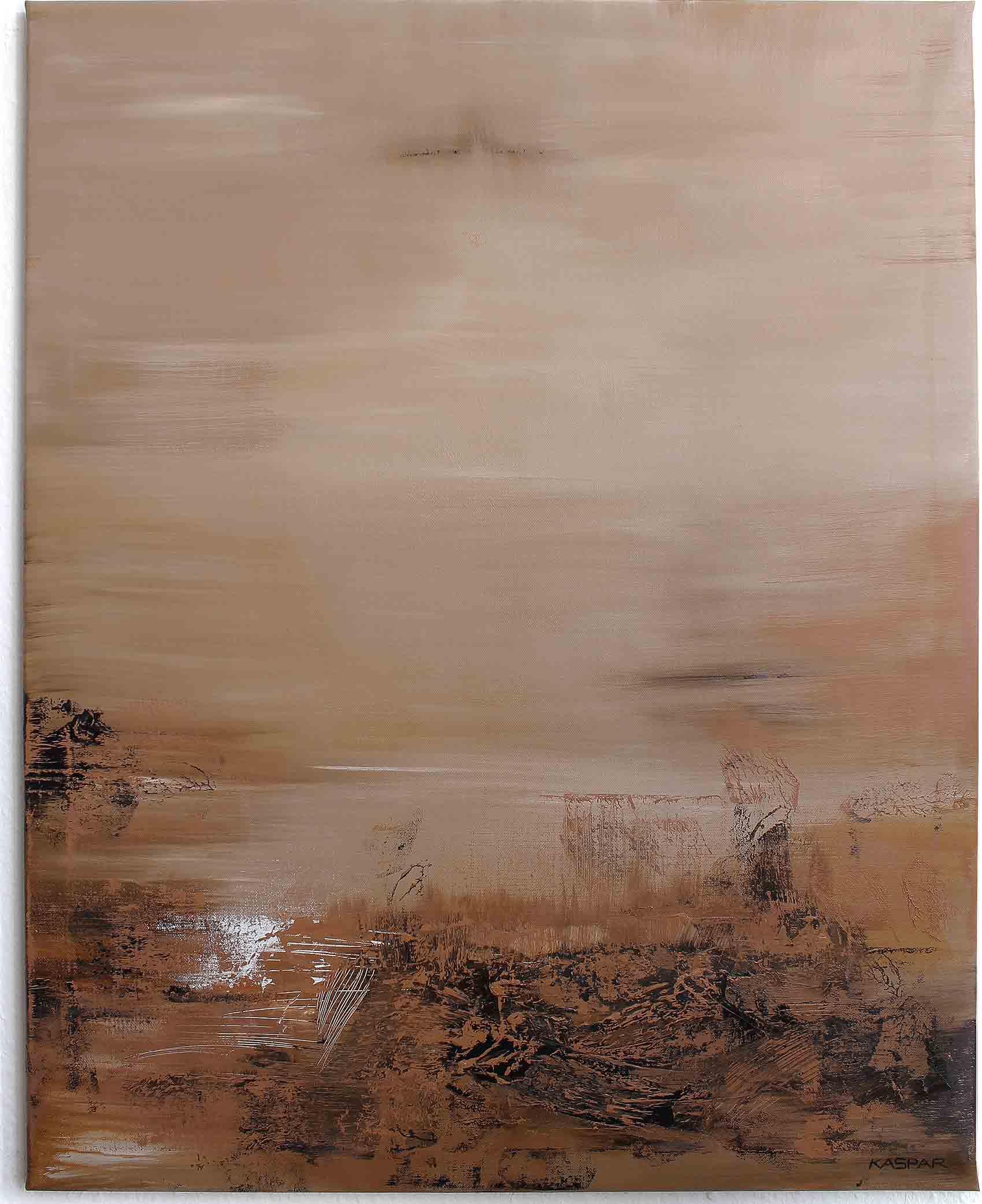 Michael Kaspar | Ölgemälde GANAEM