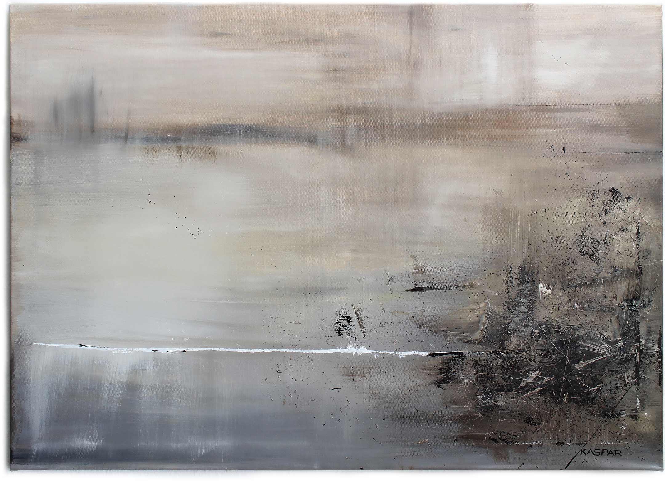 Michael Kaspar | Ölgemälde JECHGAJON