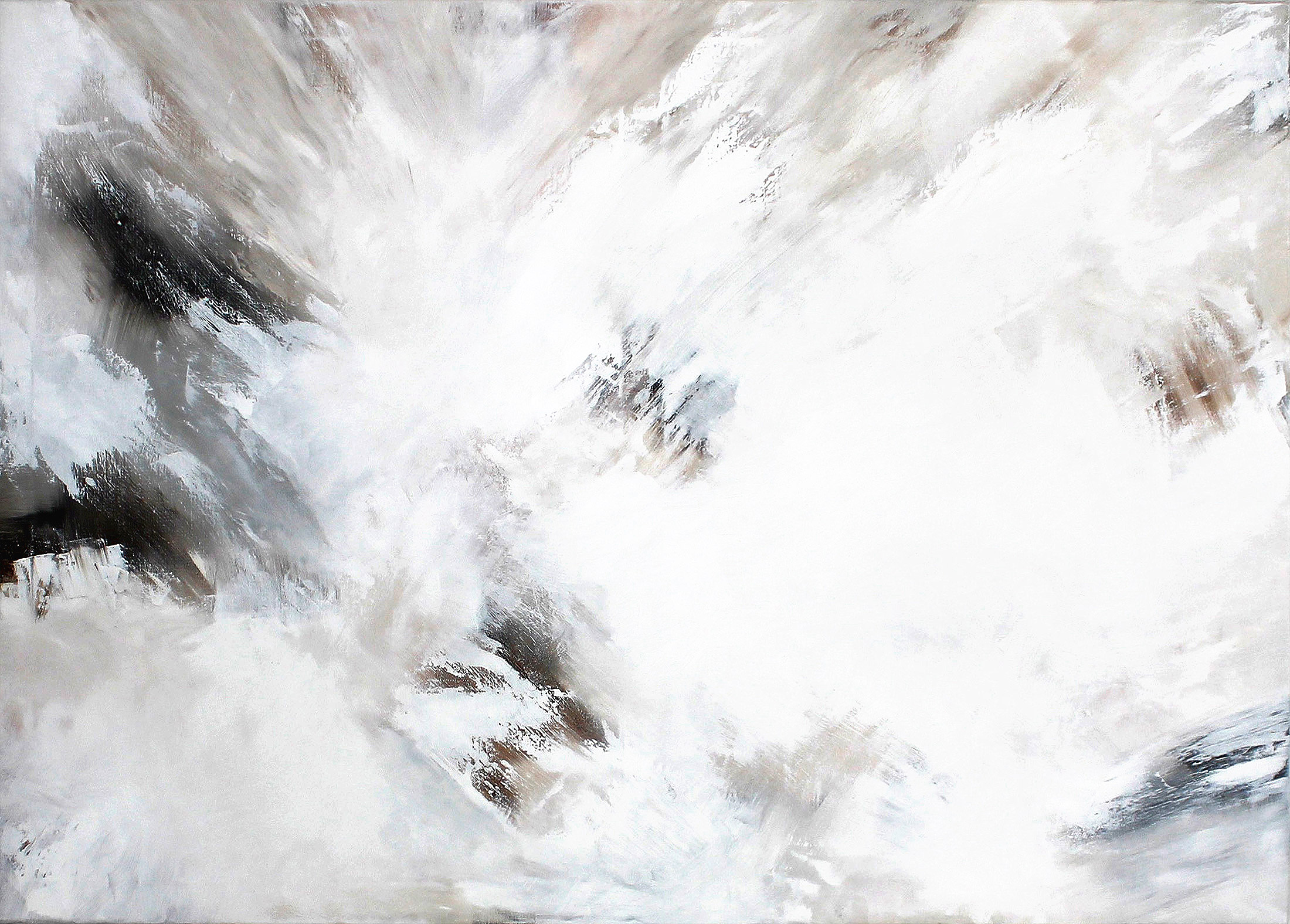 Michael Kaspar | Ölgemälde MEHJIN